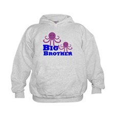 Big Brother Octopus Hoodie