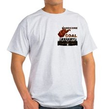 Hardcore Coal Miner WV T-Shirt