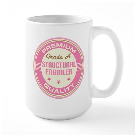 Premium quality Structural Engineer Large Mug