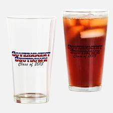 GvtShutClass13 Drinking Glass