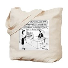 4:00 to 4:05 Take Time To Smell The Roses Tote Bag