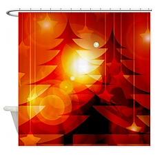 Christmas018 Shower Curtain