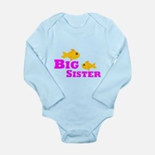 Big Sister Gold Fish Body Suit