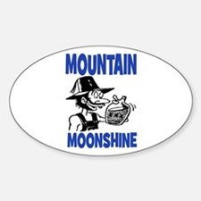 MOUNTAIN MOONSHINE Decal
