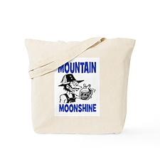 MOUNTAIN MOONSHINE Tote Bag
