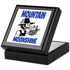MOUNTAIN MOONSHINE Keepsake Box