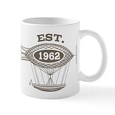 Vintage Birthday Est 1962 Mug