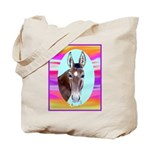 Horses and Mules Tote Bag