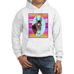 Horses and Mules Hooded Sweatshirt