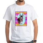 Horses and Mules White T-Shirt