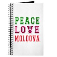Peace Love Moldova Journal