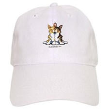 Too Cute Corgis Baseball Cap