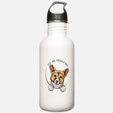 Classic Corgi IAAM Water Bottle