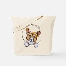 Classic Corgi IAAM Tote Bag