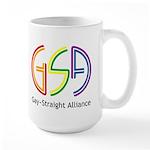 GSA Neon Large Mug