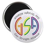 GSA Neon Magnet