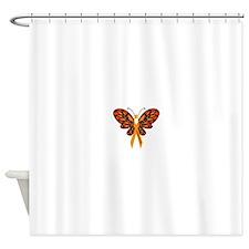 Cute Awareness Shower Curtain