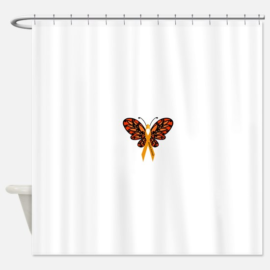 Cute Awareness Shower Curtain