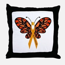 Cute Awareness Throw Pillow
