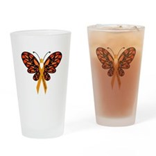 Funny Multiple sclerosis Drinking Glass