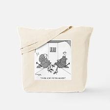 Prison's Feng Shui Tote Bag