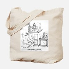 Transcendental Litigation Tote Bag