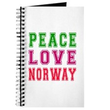 Peace Love Norway Journal