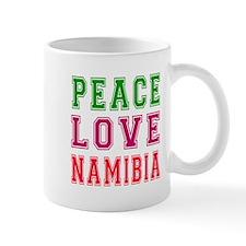 Peace Love Namibia Mug