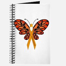 MS Heart Butterfly Journal