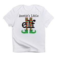 Auntie's Little Elf Infant T-Shirt