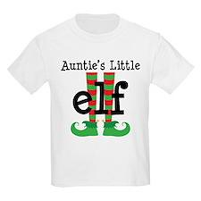 Auntie's Little Elf T-Shirt