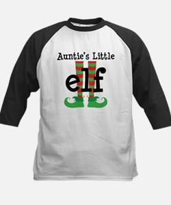 Auntie's Little Elf Tee