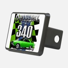 340 SWINGER GREEN Hitch Cover