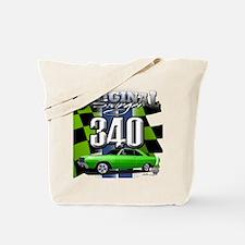 340 SWINGER GREEN Tote Bag