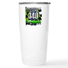 340 SWINGER GREEN Travel Mug