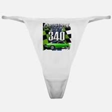 340 SWINGER GREEN Classic Thong
