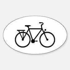 City Bicycle bike Decal