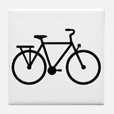 City Bicycle bike Tile Coaster