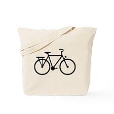City Bicycle bike Tote Bag