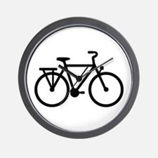 City Bicycle bike Wall Clock