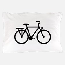 City Bicycle bike Pillow Case