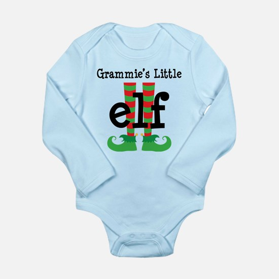 Grammie's Little Elf Baby Outfits