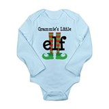 1st christmas baby Long Sleeves Bodysuits