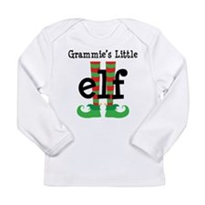 Grammie's Little Elf Long Sleeve Infant T-Shirt
