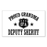 Proud mom of a deputy sheriff Single