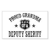 Proud mom of a deputy sheriff Single
