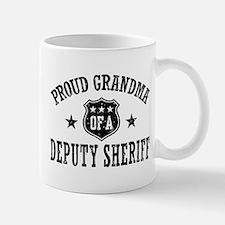 Proud Grandma of a Deputy Sheriff Mug