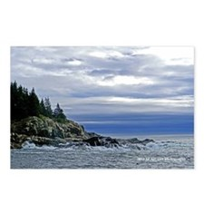 Maine Coast Postcards (Package of 8)