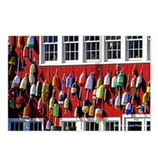 Buoys Postcards (Package of 8)