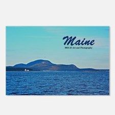 Lighthouse and Mountain Postcards (Package of 8)